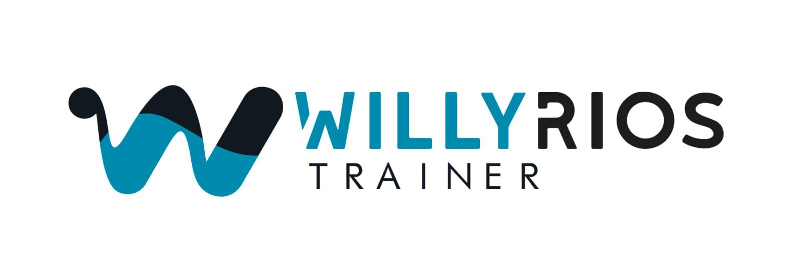 Logo Willy Ríos Trainer